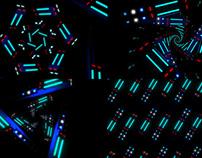 Led Neon - VJ Loop Pack (4in1)