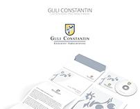 Guli Constantin - Identity & Website