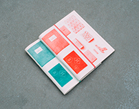 Riso Printed Notebooks