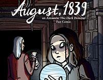 August, 1839: an Amnesia the Dark Descent fan comic