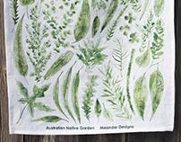 Meander Designs Tea Towel Collection