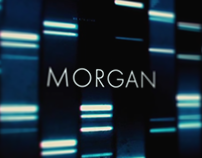 Morgan End Title Sequence