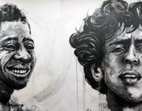 Puma Mural Project.