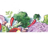 Food Paintings