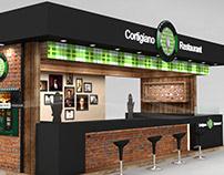 Cortigiano Booth