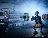 CrossFit Box Photography