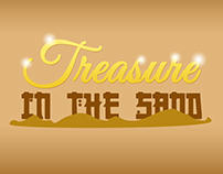 """Game """"Treasure in the sand"""""""
