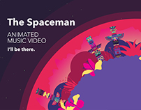 THE SPACEMAN   Graduation Project of 2014