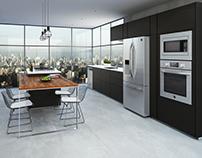 LG Studio - Cozinhas: Clássica, Contemporânea e Fazenda