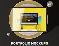 Portfolio Mockups