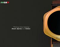 Smart-Watch for Ducati