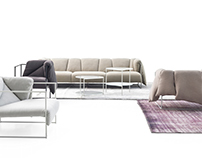 Zabuton Seating Collection