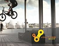 Logo Voltage Bikes