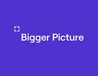Bigger Picture Rebrand