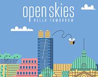John Devolle - Open Skies