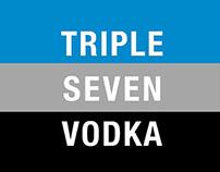 Triple Seven Vodka Presentation