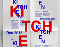 The Kitchen: Event Calender