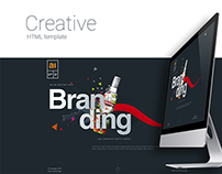 Awesome Ideas Creative Web Template