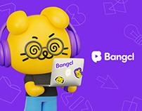 Bangcl Character Branding