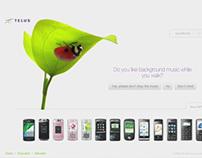 Telus Smartphone Microsite