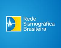 Rede Sismográfica Brasileira - Rebranding