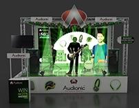 Audionic Stage Design