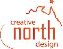 LOGO: Creative North Design (ME!)
