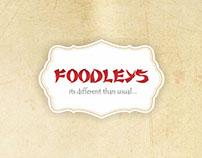 Foodleys Restaurant Flyer