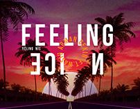 Arman Cekin - Feeling Nice (ft. Wasiu) | LYRICS VIDEO