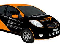 Be Forward: Car Branding Project