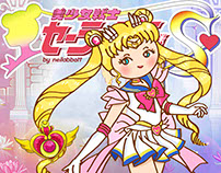 SailorMoon fan art