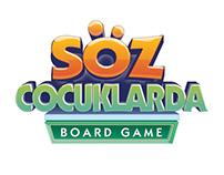 Söz Çocuklarda Board Game