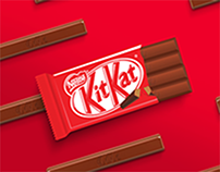Lanzamiento KIT KAT® Colombia