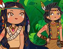 Los Indios de Nunca Jamás