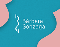Bárbara Gonzaga - Visual Identity + Type Design