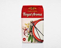 Design - Royal Aroma