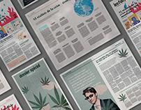 Les faits - Newspaper