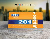 IFES 2014 Calendar