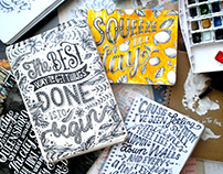 Sketchbook Lettering Vol.II