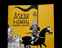 Askar, o General the comic