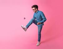 Designer - Joey Zeledón