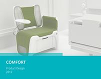 [ID] Comfort in Hospitals