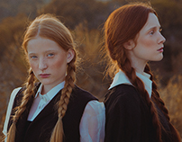 THE AMISH: sisterhood