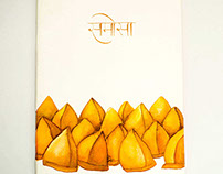 Samosa book