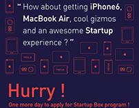 Poster Design | Startup Studio