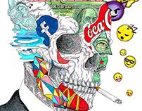 Colored Illustration Works 2014