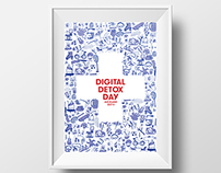 Digital Detox Day Poster