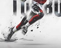 Atlanta Falcons Designs
