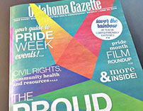 The Proud Issue Cover Design