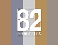 82 Mimarlık Website Design